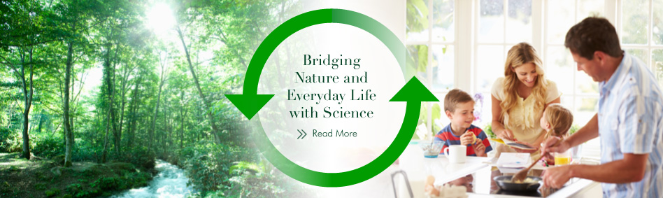 Bridging Nature and Everyday Life with Science